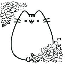 Small Picture Grumpy Cat Coloring Pages Coloring Pages