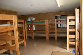 Winsome Cabin Bunk Beds 37 Poli Single Cabin Bunk Bed & Retractable Desk