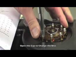 Kineticotrainer Tech Water Softening How To Change Meter Disc