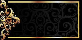 black and gold frame png. Delighful Png Vector Gold Frame On Black Background Material Pattern For Black And Gold Frame Png R