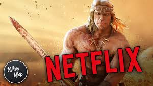 CONAN The Barbarian Live Action Series Revealed for Netflix - YouTube