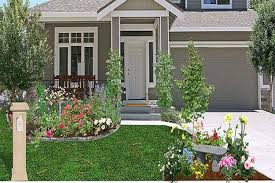 Appealing Inexpensive Front Yard Landscaping Ideas Images On A Budget F Diy  For Amys Office