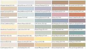 Icc Color Chart Behr Paints Behr Colors Behr Paint Colors Behr