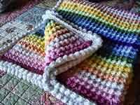 Free Crochet Blanket Patterns Beauteous Over 48 Free Crocheted Afghan Patterns At AllCraftsnet
