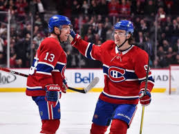 Montreal Canadiens Depth Chart Montreal Canadiens Need To Keep Drouin And Domi Together