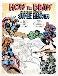 stan lee drawings of marvel ic book characters bined with either you can draw avengers infinity war thanos how to draw ics the marvel way
