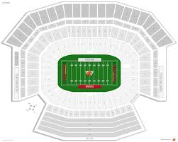 San Francisco 49ers Seating Guide Levis Stadium