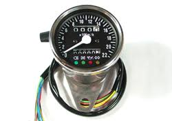 getting ready to change my speedometer wiring help needed as is i have no neutral light and no indication if i leave a turn signal on if i buy this new speedometer how hard do you figure it will be to