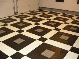 image of garage floor tiles pattern