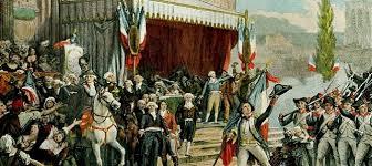 Великой французской революции Причины Великой французской революции