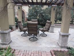 Pebble Lane Living Piece Patio Dining Set Review Best Patio - Landscape lane outdoor furniture