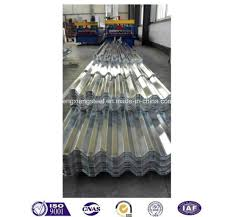 galvalume corrugated steel sheet metal roofing ppgl pictures photos