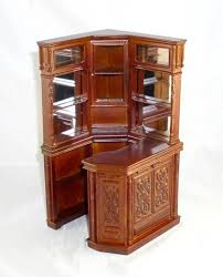 miniatures dollhouse furniture. miniature dollhouse furniture corner bar by jbm miniatures kims