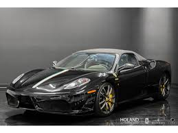 The 16m weighs in around 3300 pounds,. Ferrari Scuderia Spider 16m For Sale Dupont Registry