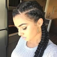 four dess braids style