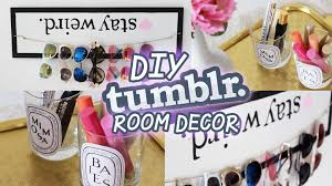 diy tumblr room decor youtube