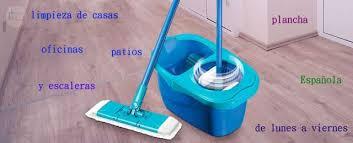 MIL ANUNCIOSCOM  Limpieza Mujer Servicio Doméstico Limpieza Trabajo De Limpieza En Valencia