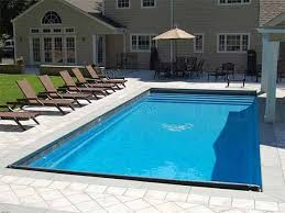 Fiberglass Swimming Pool Designs Interesting Design