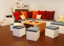 compact furniture. Compact All-in-one Furniture Set For Urban Spaces A