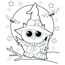 Fun Halloween Coloring Pages Fun Coloring Pages Printable Print Free