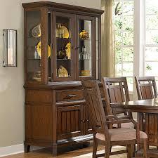 Broyhill Furniture Estes Park China Cabinet - Item Number: 4364-513+66