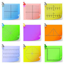 Print Graphs On Sticky Notes Post It Notes Math Templates