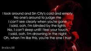 Lyrics it - The weeknd - Blinding lights(lyrics)