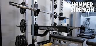 why choose hammer strength