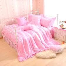 linen ruffle bedding king ruffle bedding girls ruffle bedding cotton princess bedding sets queen king lace linen ruffle bedding