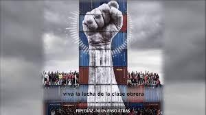 apoyar la huelga de los estibadores viva la lucha de la clase apoyar la huelga de los estibadores viva la lucha de la clase obrera diario octubre