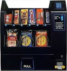 Snack Vending Machines For Sale Used Awesome Perfect Break TT48 Countertop Snack Machine Used Snack Machine