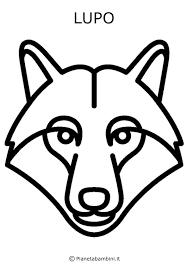 Facce Di 81 Animali Da Stampare Colorare E Ritagliare