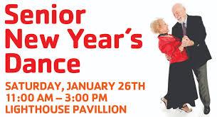 Senior <b>New Year's Dance</b>