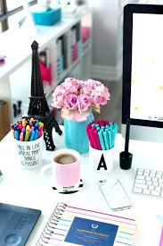 office table decoration. Office Table Decoration Desk Decor Ideas Creative Of About Decorations On Built In Pictures