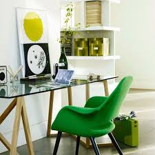 green office ideas awesome. Home Office, Small Space Office Decorating Ideas With Wall Art And Plant Vase Green Awesome H