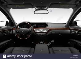 2010 Mercedes-Benz S-Class Hybrid S400 in Black - Dashboard ...