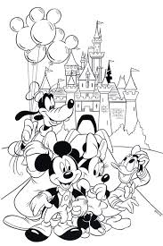 Free Disney Coloring Pages Free Adult Coloring And Coloring Books