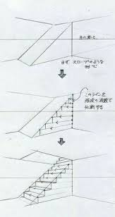 a quick tip on how to draw stairs