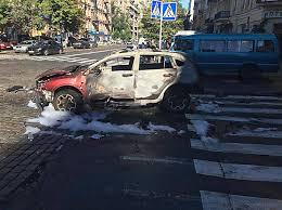 Это убийство в Киеве во время взрыва автомобиля погиб   Это убийство в Киеве во время взрыва автомобиля погиб известный журналист Павел Шеремет