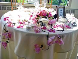 Flower Arrangements For Dining Room Table Dining Room Creative Flower Arrangements For Design With Round