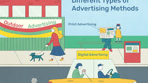Your insurance company representative will tell you to spend, spend, spend. Different Types Of Advertising Methods And Media