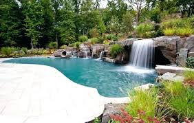 In ground pools with waterfalls 100000 Dollar Inground Pool Waterfalls Pool With Waterfall Home Swimming Fascinating Outdoor Pools Pool Prices Installed Waterfall Outdoor Inground Pool Waterfalls Inground Pool Waterfalls Swimming Pool Waterfalls Swimming Pool Rock