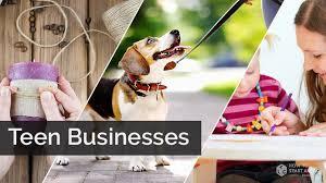 30 Business Ideas For Teens How To Start An Llc