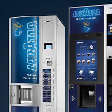 Lavazza Coffee Vending Machine Custom Lavazza Blue Coffee Vending Machines Lavazza