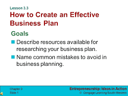 how to create business plan lesson how to create an effective business plan create a business