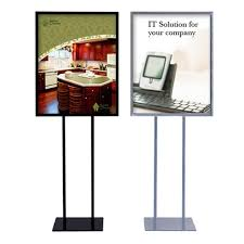 Lobby Display Stands