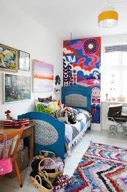 Bohemian Kids Bedroom Designs
