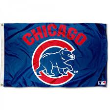 wincraft chicago cubs walking bear double sided garden flag patio lawn garden sports outdoors