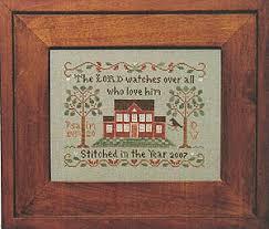 Psalm 145 Cross Stitch Chart