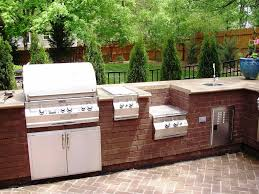 Outdoor Kitchen Design Outdoor Kitchen Designs For Small Spaces Home Improvement 2017